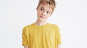 Time to Chill in Madewell's New Tees