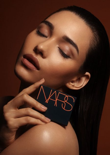 NARS Cosmetics focuses on its bronzer collection. Photo: David Roemer