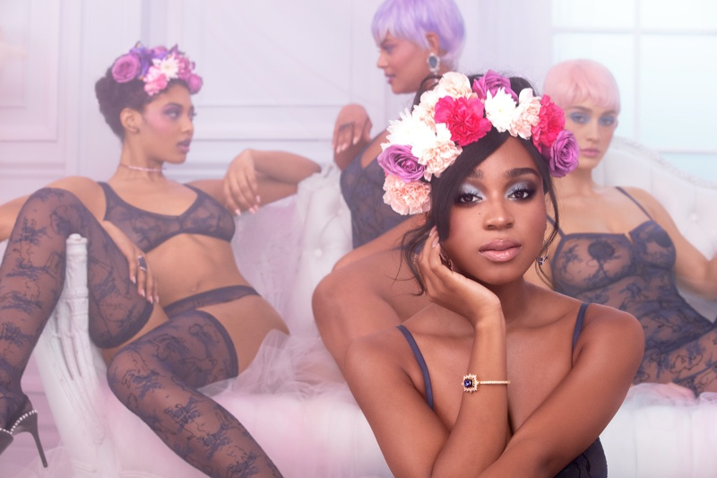 Normani stars in Savage x Fenty spring-summer 2020 campaign