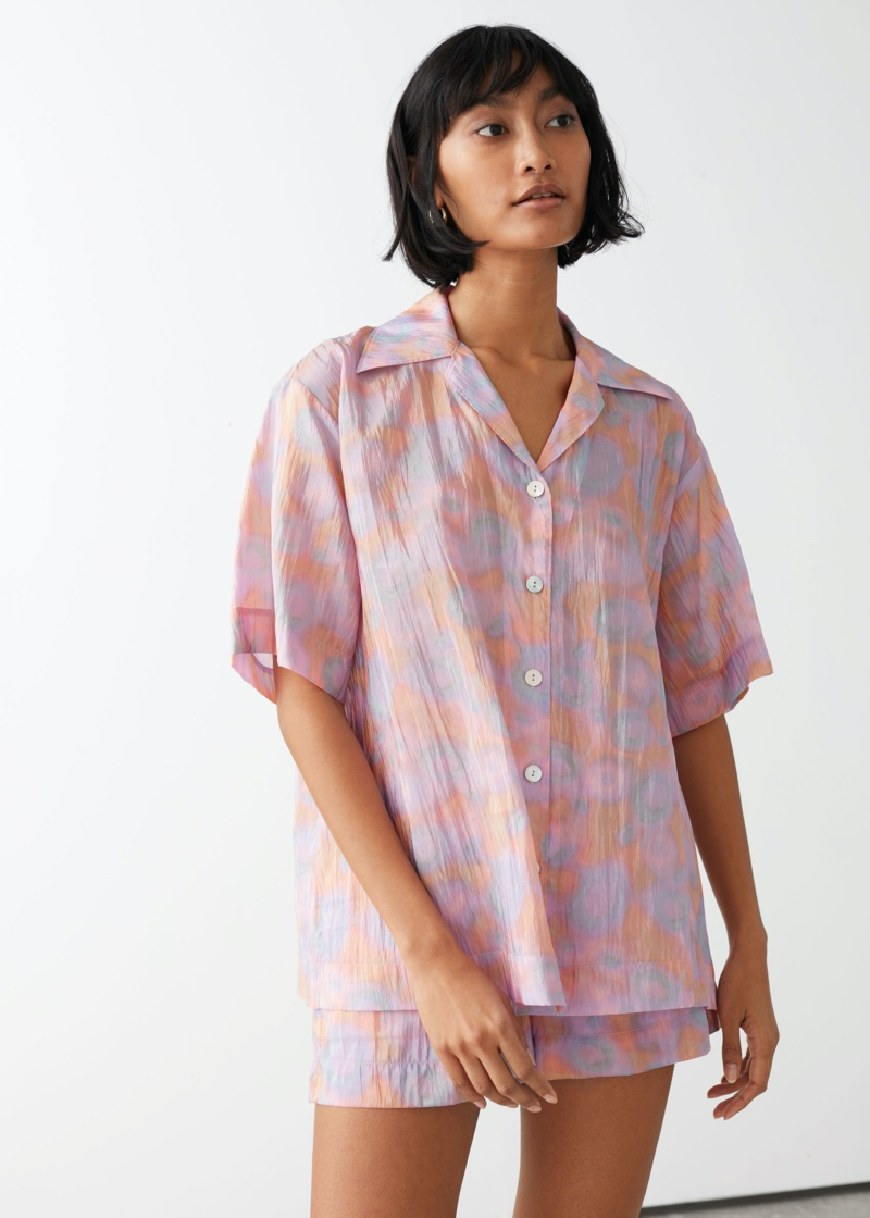 & Other Stories Boxy Shirt $69