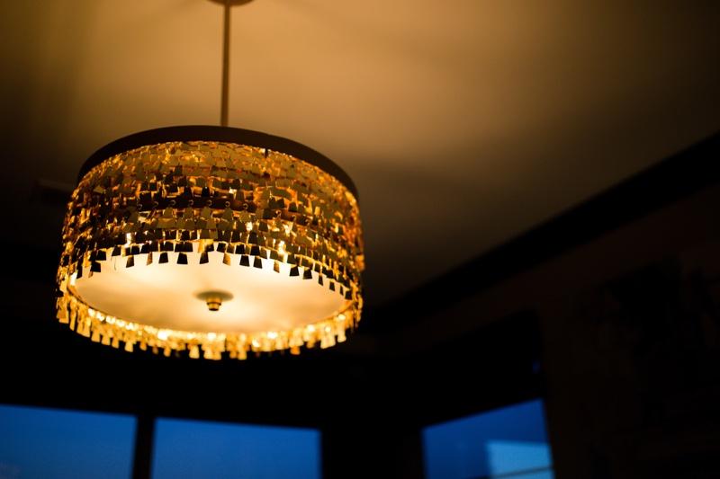 Soft Overhead Lighting