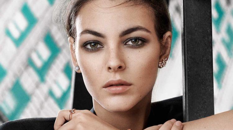 Vittoria Ceretti stars in Tiffany & Co. T1 campaign