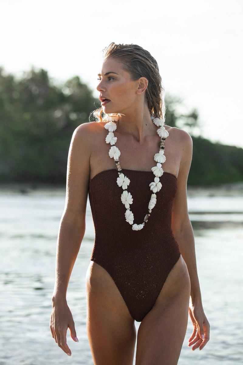 Tori Praver Swimwear unveils spring-summer 2020 campaign.
