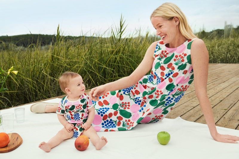 Uniqlo x Marimekko focuses on prints with spring-summer 2020 campaign.