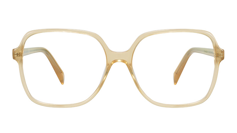 Warby Parker Alston Glasses in Champagne $95