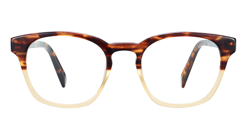 Warby Parker Felix Glasses in Chamomile Fade $95
