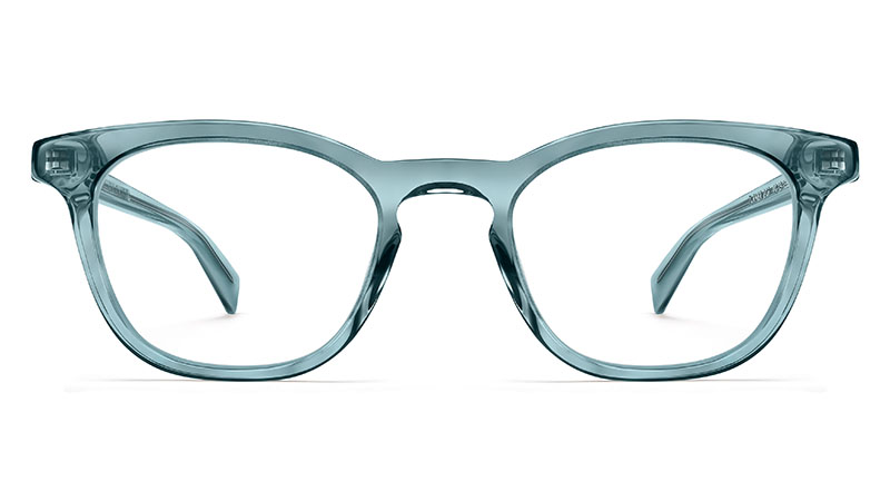 Warby Parker Turner Glasses in Beach Glass $95