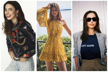 Week in Review | Irina Shayk, Alexis Spring, Chanel Handbags + More