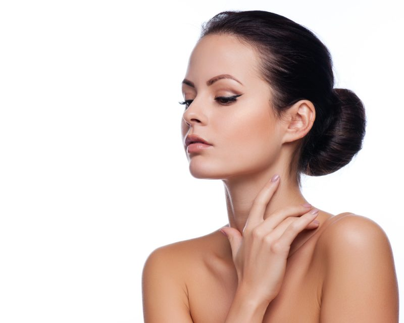 Woman Antiaging Beauty Image