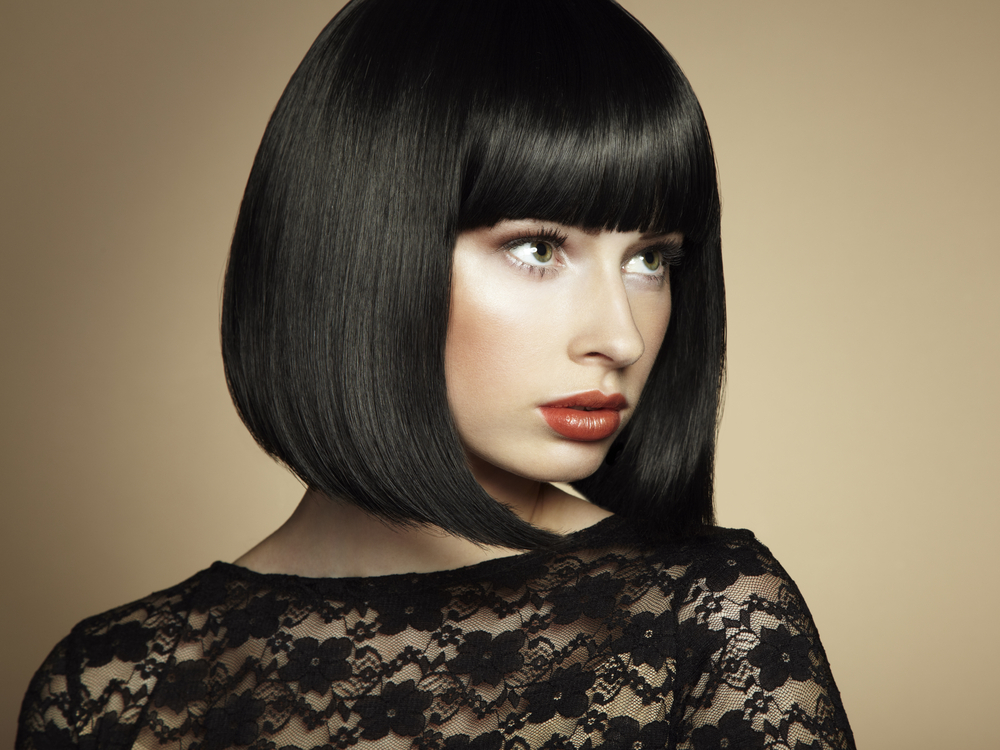 Woman Bob Short Hairstyle Wig