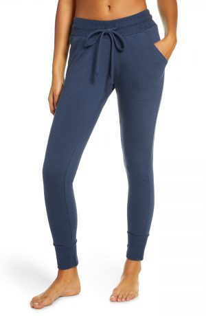 Women's Free People Fp Movement Sunny Skinny Sweatpants, Size X-Small - Blue