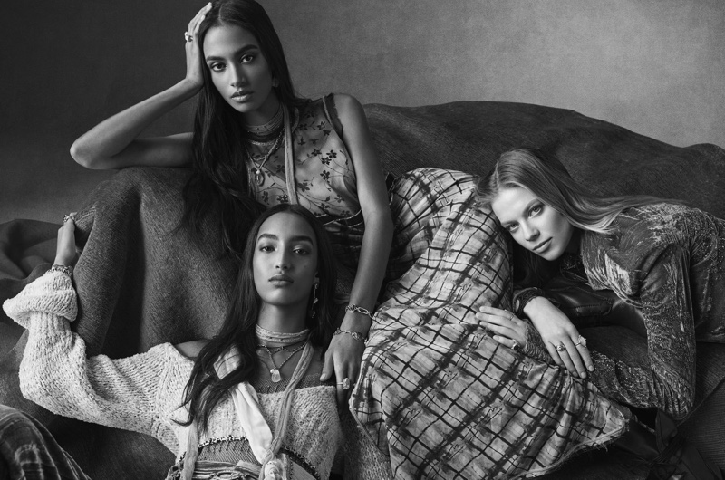 Steven Meisel photographs Zara spring-summer 2020 campaign