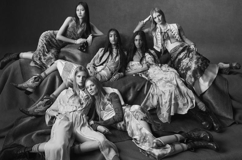 Zara unveils spring-summer 2020 campaign