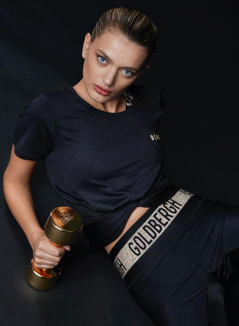 Katelijne Verbruggen captures Goldbergh Activewear spring-summer 2020 campaign.