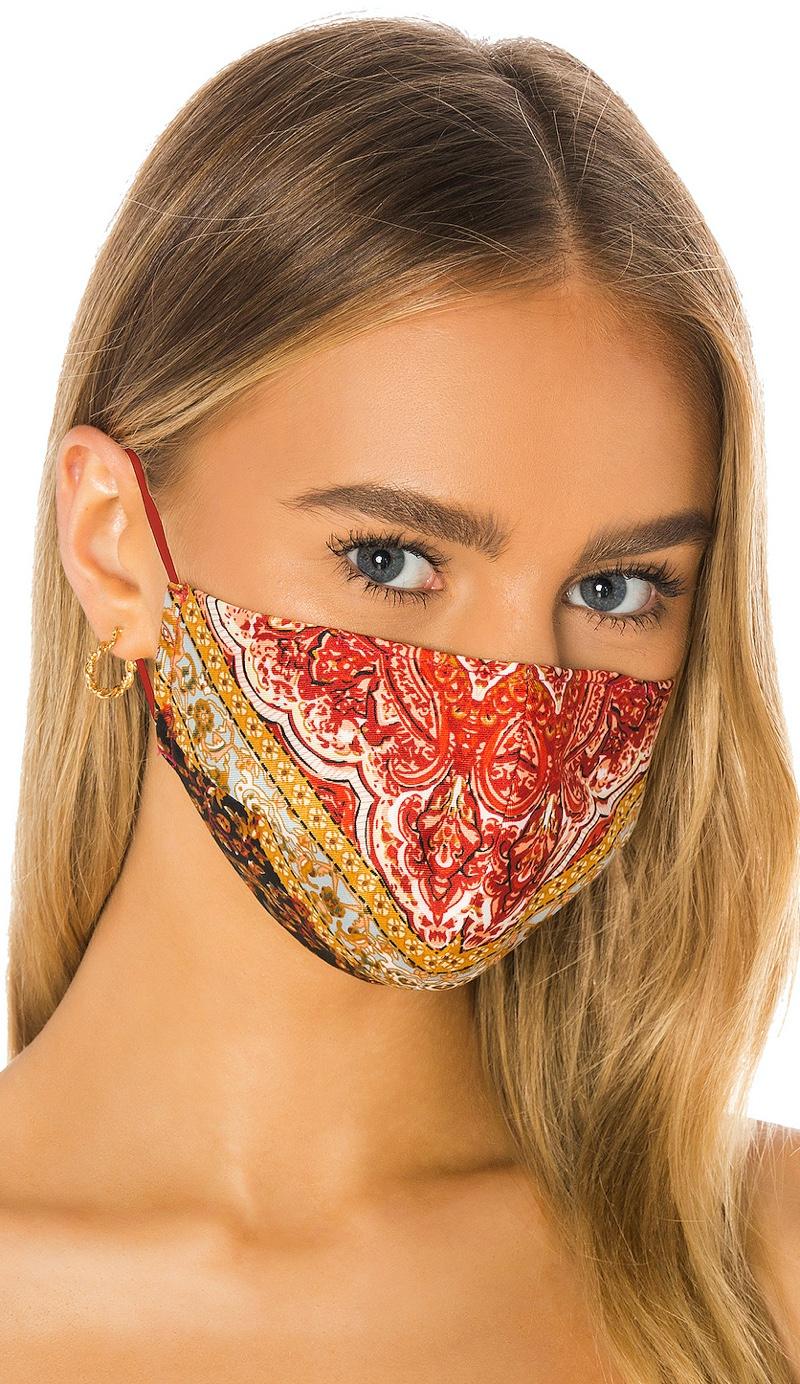 Bronx Banco Bedouin Face Mask $30
