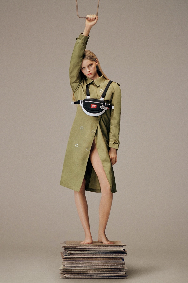 Burberry unveils sustainable designs with ReBurberry Edit.