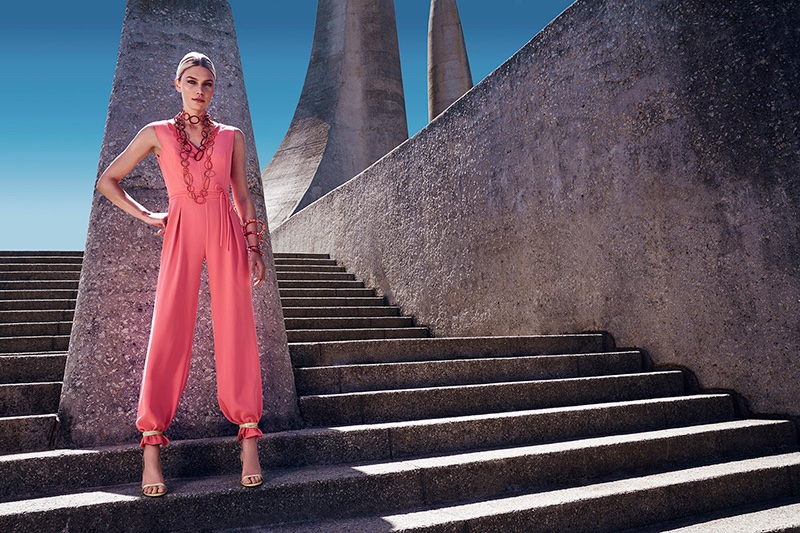 Comma sets spring-summer 2020 campaign in Cape Town, South Africa.