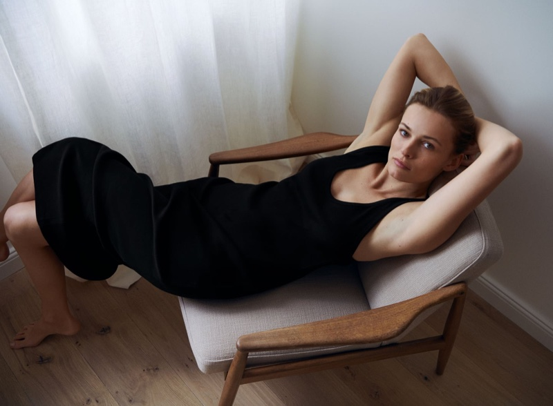 Zara Ribbed Dress.