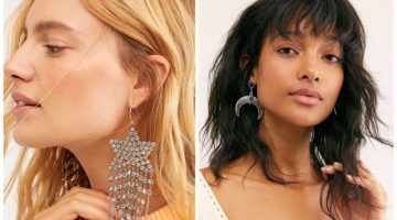 Shine Time: 7 Statement Earrings From Free People