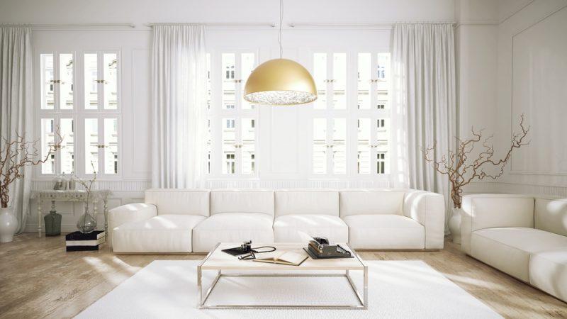 Glamour Living Room