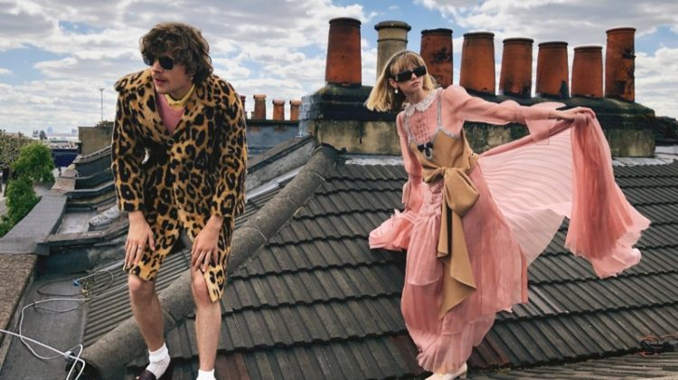Gucci Goes Digital With 'The Ritual' Fall 2020 Campaign