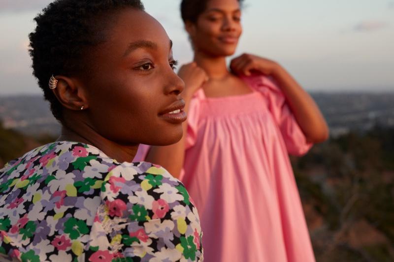 H&M Conscious showcases summer 2020 dress campaign.