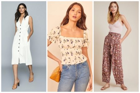 May 2020 style guide outfits