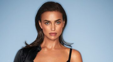 Irina Shayk Sizzles in Intimissimi 'Invisible Touch' Campaign