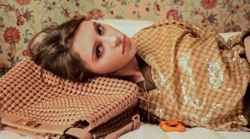 Fendi focuses on Peekaboo bag styles for spring-summer 2020.