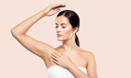 Model Smooth Skin Beauty Hands Arm
