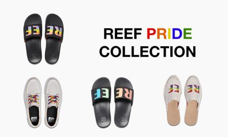 Reef Pride shoe collection