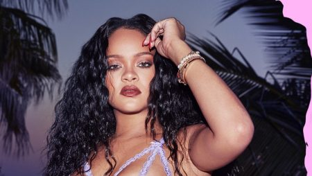 Rihanna Wears Pastels in Savage Summer 2020 Campaign