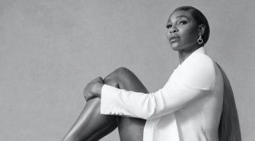Serena Williams Strikes a Pose for Stuart Weitzman Spring 2020 Campaign