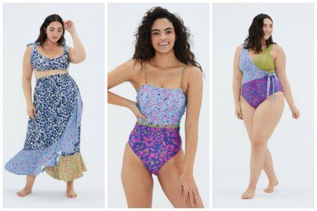 Summersalt x Tanya Taylor swimwear collaboration