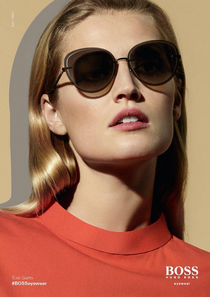 BOSS unveils spring-summer 2020 eyewear campaign.