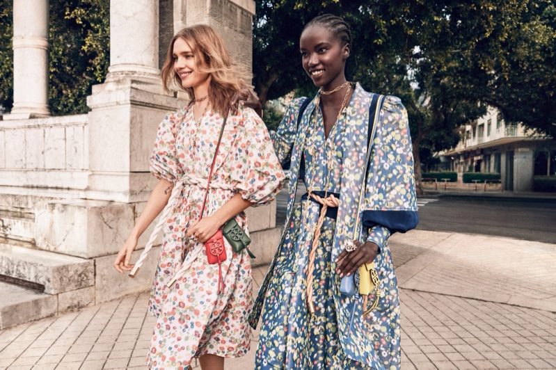 Tory Burch unveils spring-summer 2020 campaign.