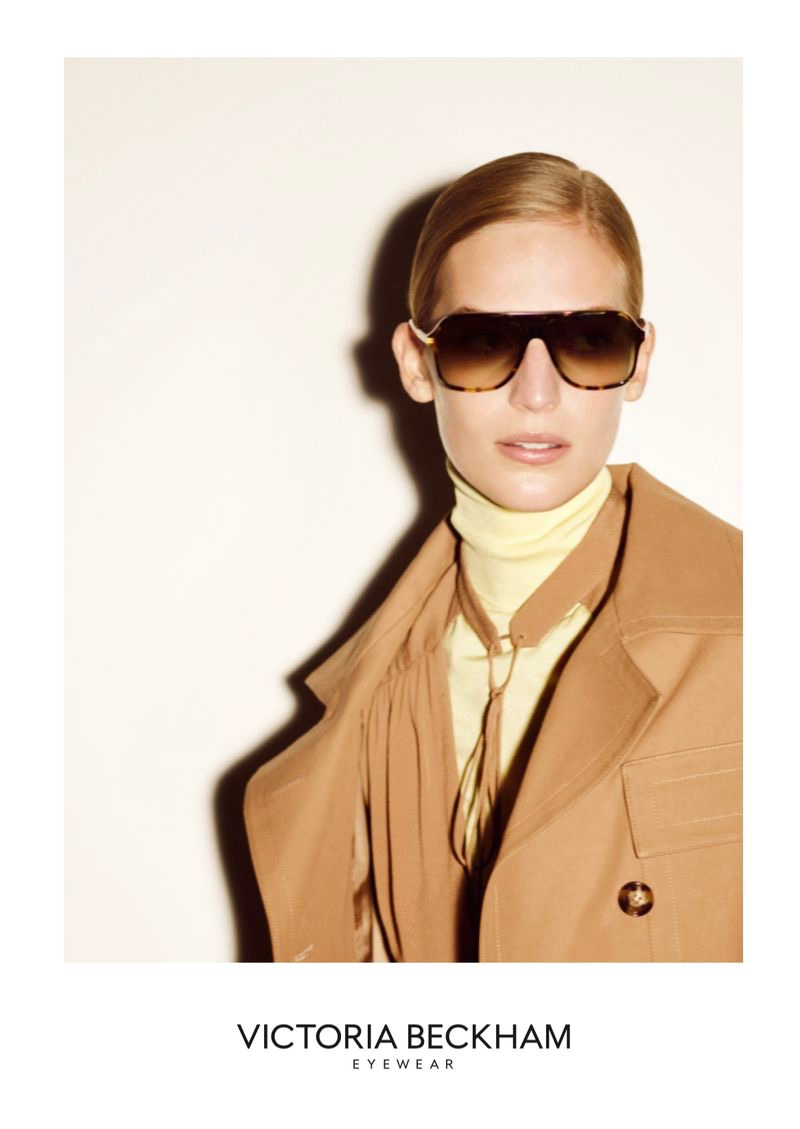 Victoria Beckham Eyewear spring-summer 2020 campaign.