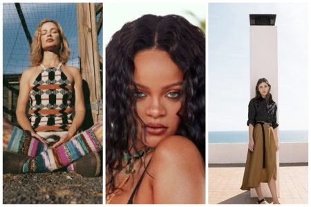 Week in Review | Carolyn Murphy's New Cover, Grace Elizabeth for Massimo Dutti, Rihanna x Savage + More