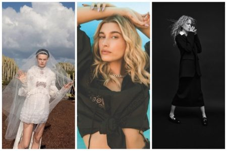 Week in Review | Cara Taylor's New Cover, Hailey Baldwin in Levi's, Nicole Kidman for WSJ. Magazine + More