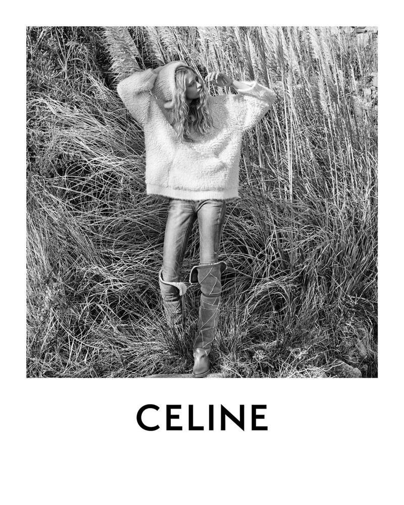 Celine unveils fall-winter 2020 campaign.
