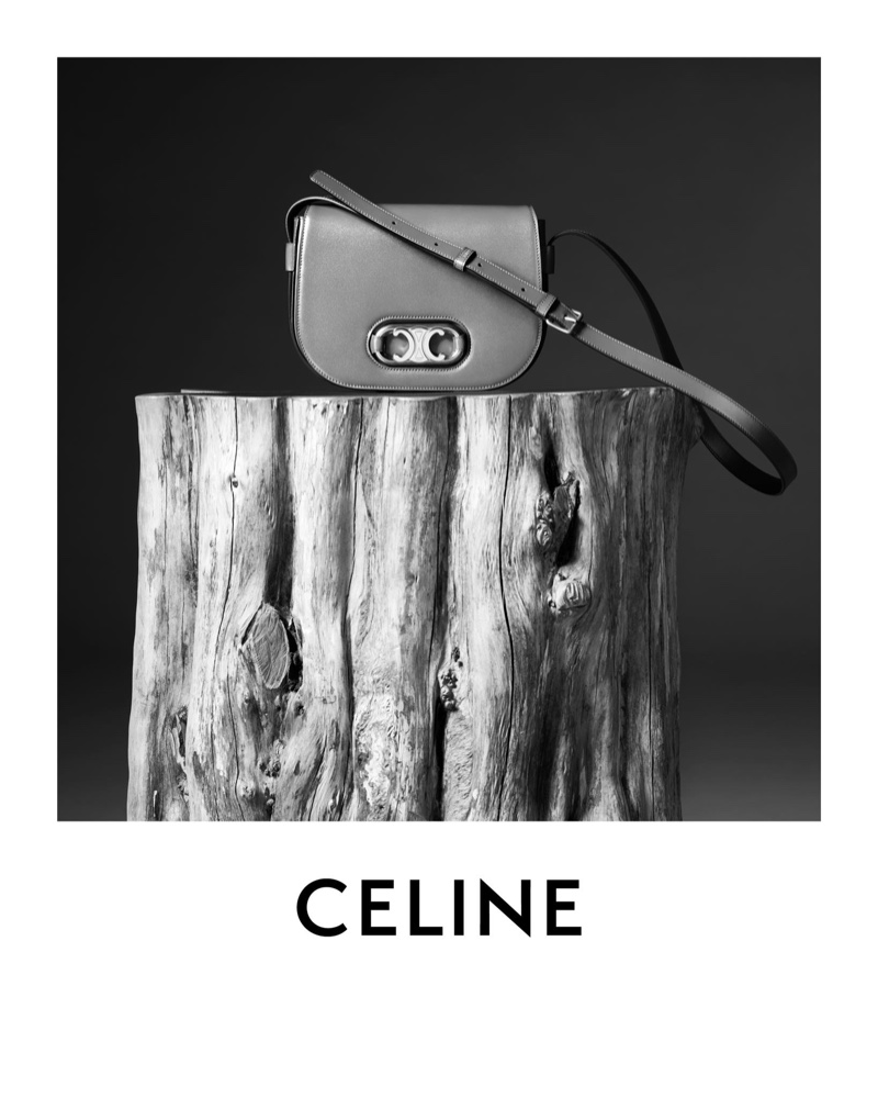 Celine focuses on handbags for fall-winter 2020 campaign.