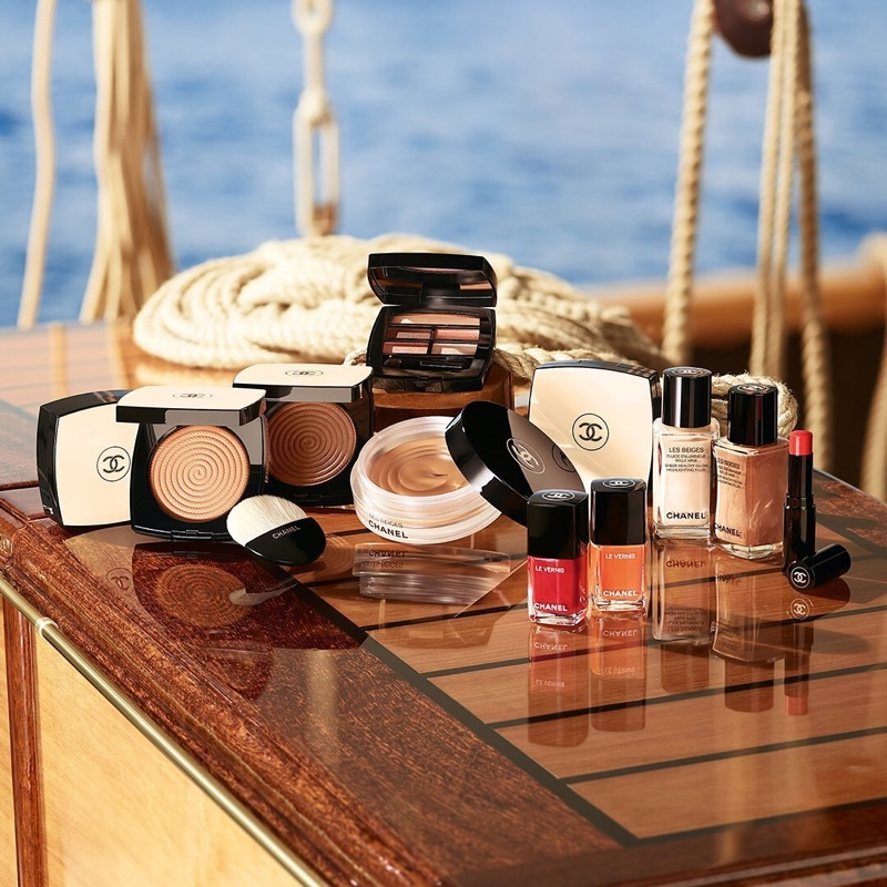 A look at Chanel's Les Beiges Summer of Glow 2020 collection.