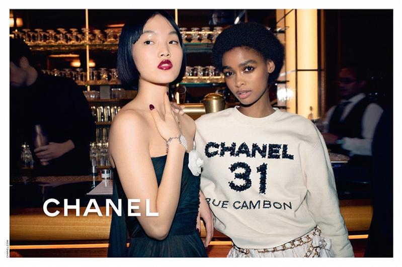 Chanel launches pre-fall 2020 campaign.
