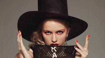 Julie Blicher Models Daring Fashions for L'Officiel Vietnam