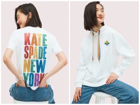 Kate Spade rainbow collection