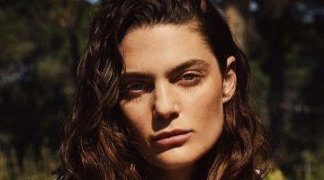 Marina Perez stars in Massimo Dutti Summer Pleasures editorial.