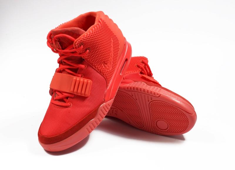 Nike Air Yeezy 2 SP Red Octobers
