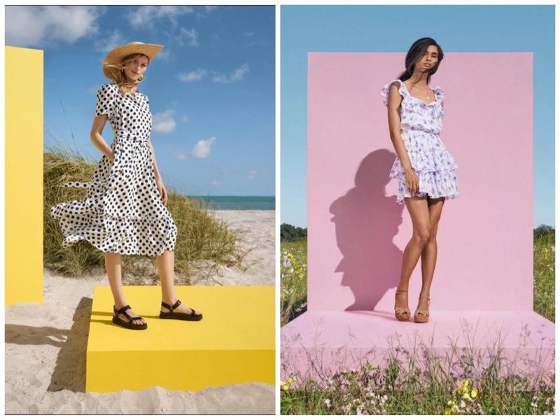 Target designer dress summer 2020 collection.