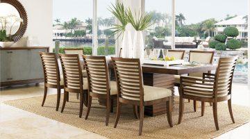 Tommy Bahama Peninsula Dining Table
