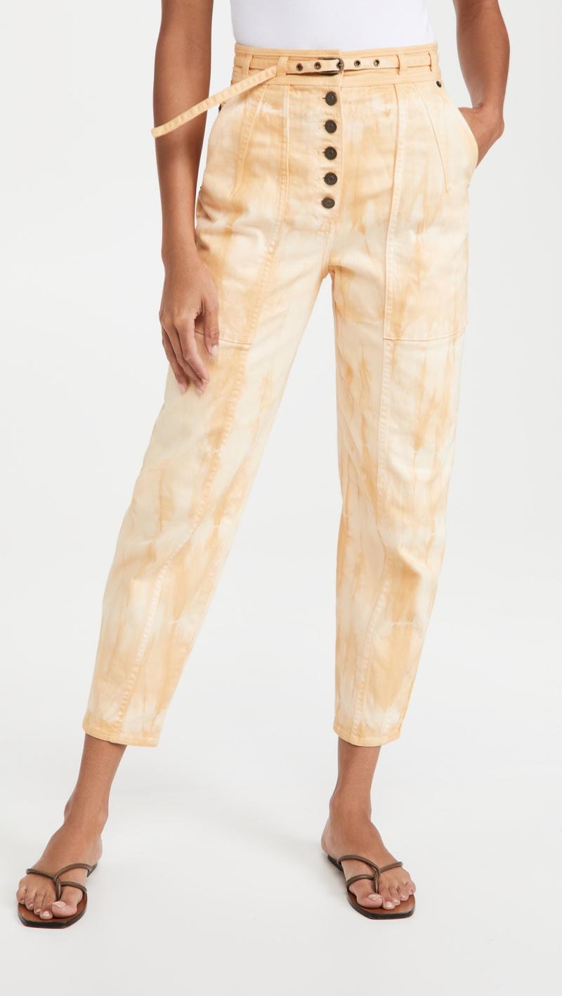 Ulla Johnson Apollo Jeans $445
